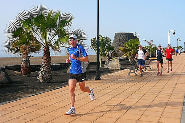 Tri-Sports Lanzarote Running