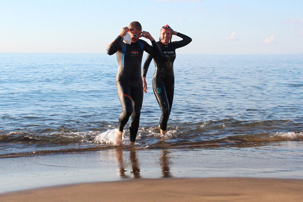 Tri-Sports Lanzarote Sea Swimming
