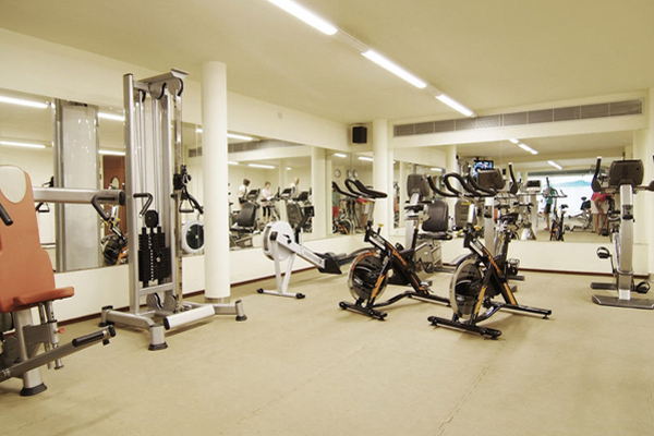 Club Pollentia Resort Gym Facilities