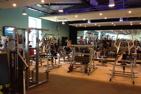 Surrey Sports Park Gym Facilities
