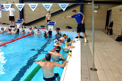 Maximum Performances Swimming Training Camps London