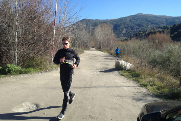 Sierra Nevada Running Training Camp