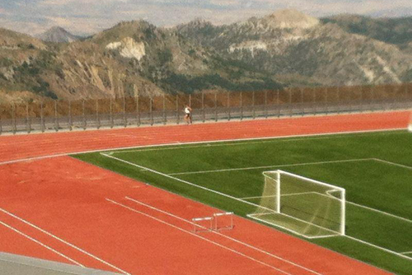 Sierra Nevada Football Pitch