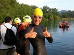 Girona Cycling Company - Swimming