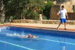 Girona Cycling Company - Swimming Training