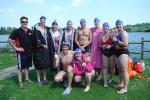Adam Walker Oceans 7 Open Water Swimming Training
