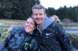 Steve Cram Training Camp