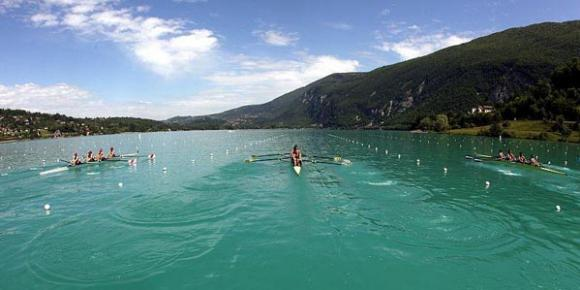 Aiguebelette Is An Ideal Location And Lake For A Rowing Training Camp. This  Stunning 2000m, 6 Lane Course Is Set On A 3k Natural Lake.