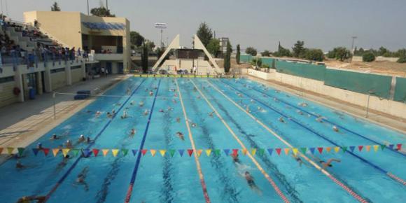 Larnaca Olympic Swimming Pool