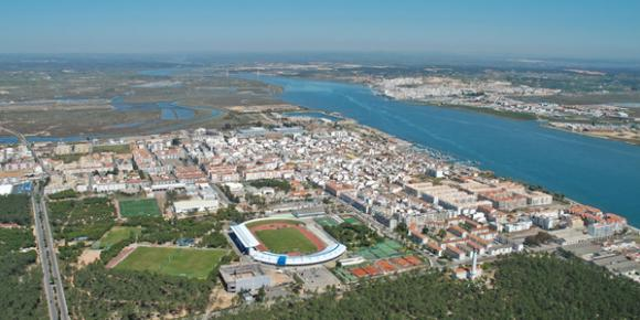 Vila Real De Santo Ant 243 Nio Sports Complex