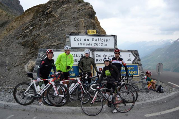 Le Domestique Tours Cycling Training Camp