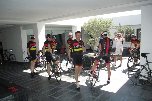 Almyra Hotel Triathlon Training Camps Cyprus
